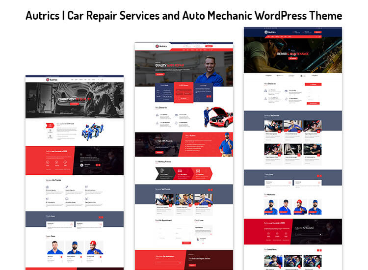 Autrics Car Repair Services