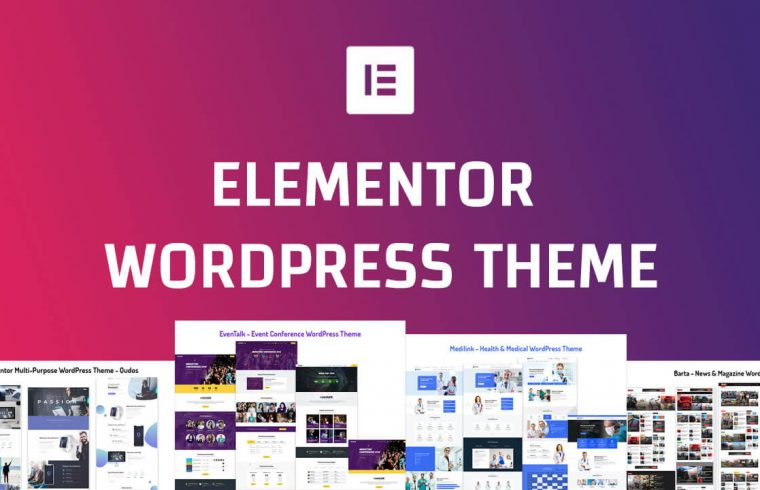 Elementor WordPress Theme