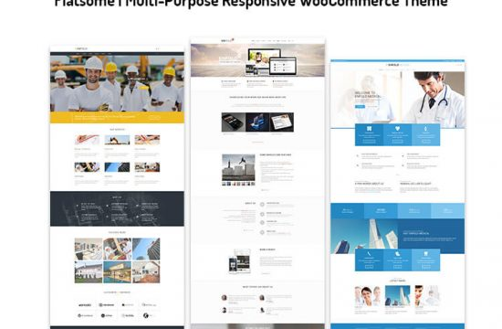Responsive Multi-Purpose Theme